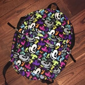 Disney Bags - Mickey Mouse back pack